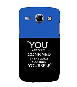 printtech Cool Quotes Success Back Case Cover for Samsung Galaxy A5 / Samsung Galaxy A5 A500F
