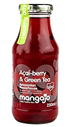 Mangajo Acai Berry & Green Tea 250ml