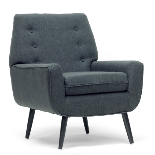 Marvelous Get Price For Baxton Studio Levison Linen Modern Accent Inzonedesignstudio Interior Chair Design Inzonedesignstudiocom