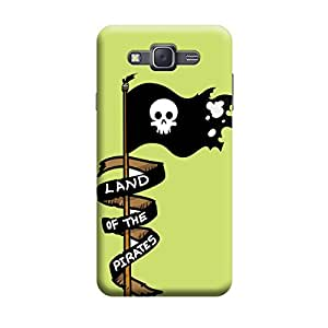 Qbic 3D High Quality Designer Mobile Back Case Cover For Samsung J5 2016 (Premium Matte Finishing Back Case)