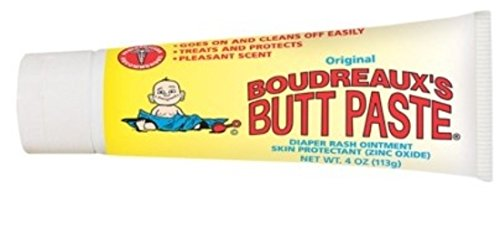 Boudreaux's Original Butt Paste 4 Ounce, 3 Pack - 1
