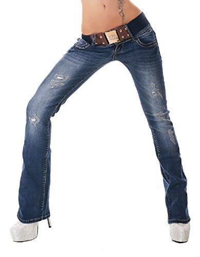 Redseventy -  Jeans  - Donna blu M