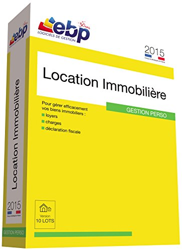 EBP Location Immobilière 2015 version 10 Lots