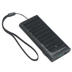 AP ポータブルソーラー充電器
