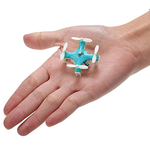 Coocheer-JJRC-D1-Headless-Mini-Drone-Quadcopter-Toy-24G-4CH-6-Axis-Quadcopter-UFO-Nano-Micro-Blue