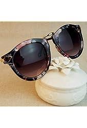 Trend Vintage Designer Sunglasses For Men Women Sun Glasses Round Retro Sport Bike Oculos De Sol TYPE 2