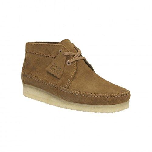 clarks-originals-mens-weaver-cola-suede-shoes-95-us