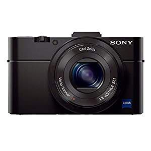 Sony RX100M2 Advanced Cybershot Digital Compact Camera (20.2MP) 3 inch LCD