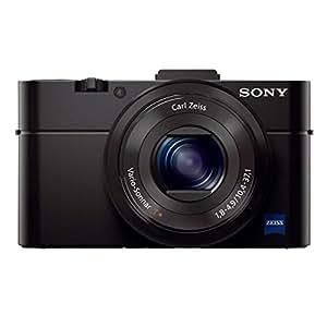Sony DSCRX100M2/B 20.2 MP Cyber-shot Digital Still Camera (Black)