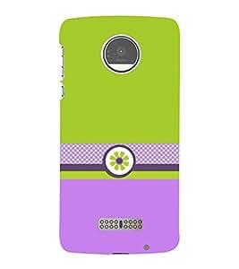 Beautiful Pattern Cute Fashion 3D Hard Polycarbonate Designer Back Case Cover for Motorola Moto Z :: Motorola Moto Z Droid in USA