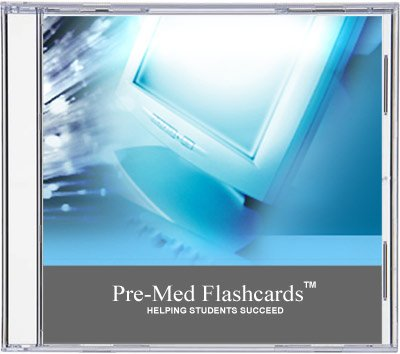 MCAT Flash Cards - MCAT Review - MCAT test prep for the 2012 MCAT with over 1900+ flashcards. Pre-Med Flashcards for PC/MAC.