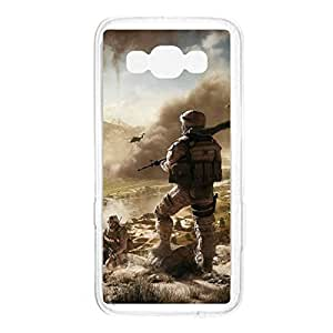 a AND b Designer Printed Mobile Back Cover / Back Case For Samsung Galaxy A7 (SG_A7_2094)