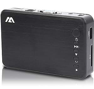 HDMI 高画質再生 マルチ出力 メディアプレーヤー フルHD 1080P対応 地球DR