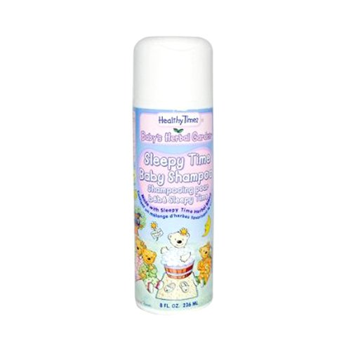 Healthy Times Sleepy Time Baby Shampoo, 8 Fluid Ounce