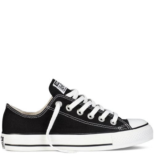 Converse All Star Ox Black Mens Trainers Size 9 US
