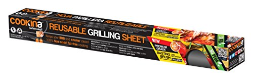 Cookina Barbecue Reusable Non-Stick Cooking Oven Sheet Liner B241770