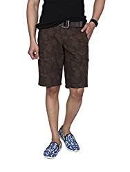 Hammock Printed Mens Cargo Shorts(H21D07J50640)