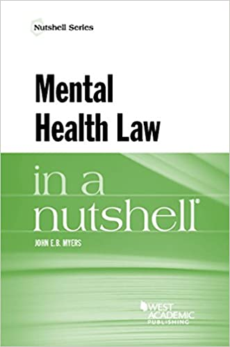 Mental Health Law in a Nutshell