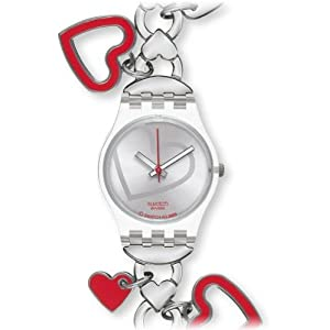 Bracelet watch swatch