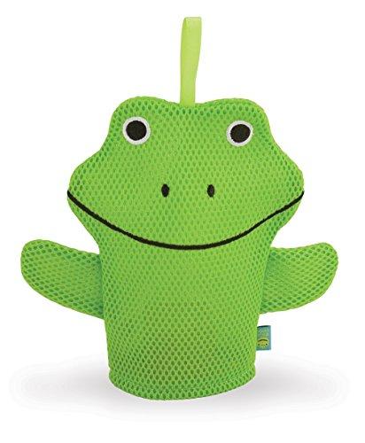 Wacky Wash Mitt - Frog