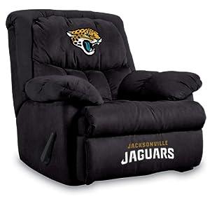 NFL Jacksonville Jaguars Home Team Microfiber Recliner by Imperial