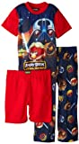 AME Boys New Hope Star Wars/Angry Birds 3 Piece Sleepwear Set