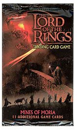 Lord of the Rings Card Game Mines of Moria Booster Pack - 1