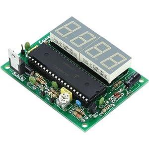 Digital LED Voltmeter Kit