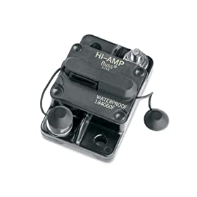 Humminbird Circuit Breaker 60A Waterproof (Mkr-19)