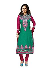 StarMart Women's Cotton Unstitched Salwar Kameez Dress Material-7912