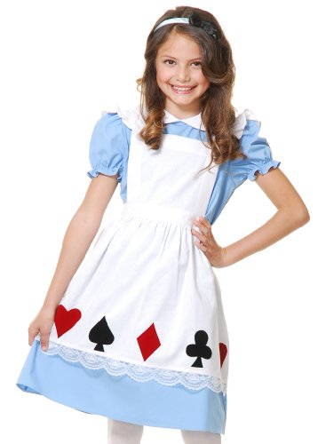 Storybook Alice Kids Costume
