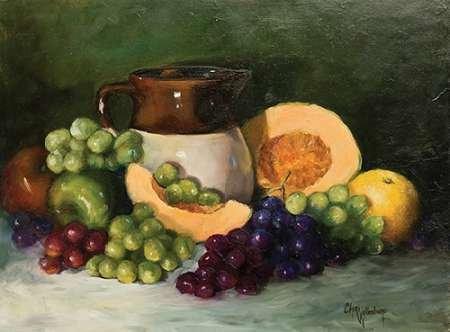 feeling-at-home-poster-fuer-kunstdruck-rahmen-bild-juicy-fruit-55-x-73-cm