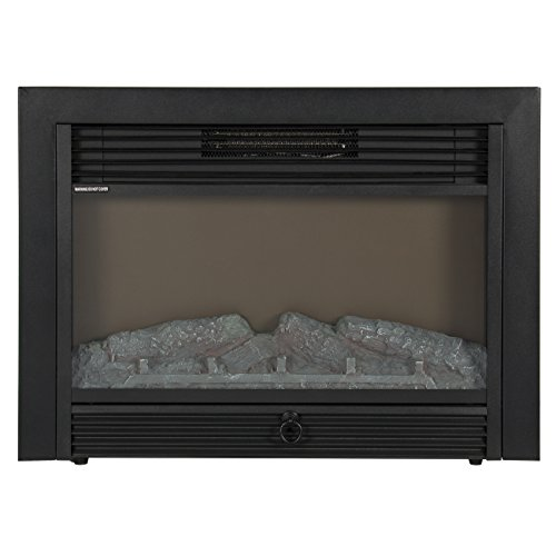 Best Choice Products Sky1826 Embedded Fireplace Electric