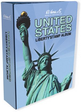 Harris USA Liberty Stamp Album Vol 3 2007-2011 with Pictures / Illustrations