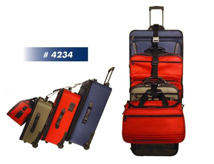 Travelon Multi Bag Stacker