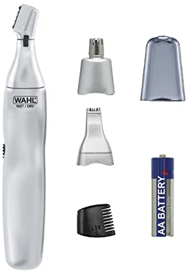 Cheapest Wahl Ear, Nose and Brow Trimmer #5545-400 by Wahl Clipper Corp - Free Shipping Available