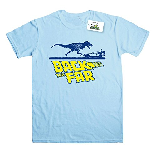 Back Too Far T-Rex Funny T-shirt