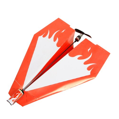 Diy Electric Powerup Paper Airplane Conversion Kit For Great Gift( Random Delivery )