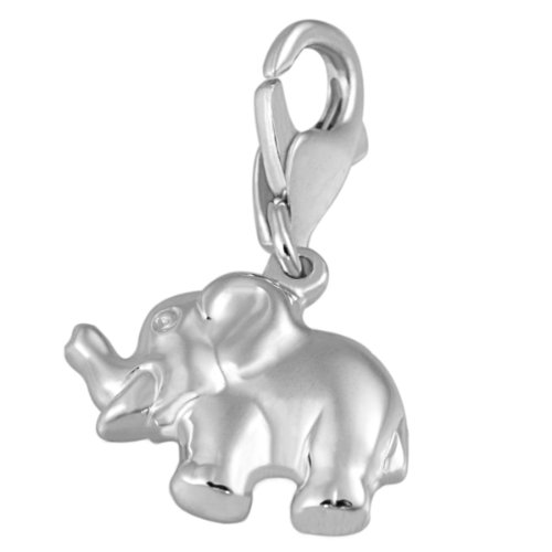 Goldmaid Damen-Anhänger Elefant 925 Sterlingsilber Ch A5188S