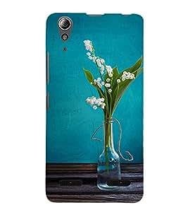 Beautiful Vase 3D Hard Polycarbonate Designer Back Case Cover for Lenovo A6000 :: Lenovo A6000 Plus :: Lenovo A6000+
