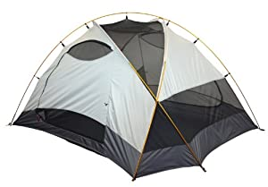 Ledge Sports Recluse Lightweight 3 Person Tent (100 X 70 - 50-Inch Height, 7.1-Pounds)
