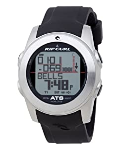 Rip Curl Pipeline World Tide Watch - Blk