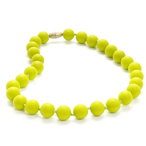 Juniorbeads Jane Jr. Necklace - Chartreuse