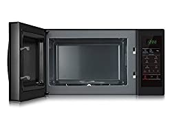 Samsung MW73AD-B/XTL 20-Litre Solo Microwave Oven without Starter Kit (Black)