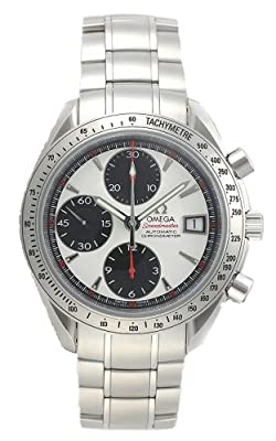 Omega Men's 3211.31.00 Speedmaster Automatic Chronograph Watch