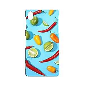 BLUEDIO Designer 3D Printed Back case cover for Sony Xperia Z5 - G4350