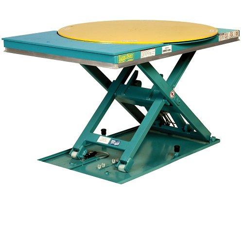 Rotating Lift Table