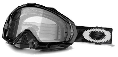 Oakley Mayhem MX Sand Jet Black