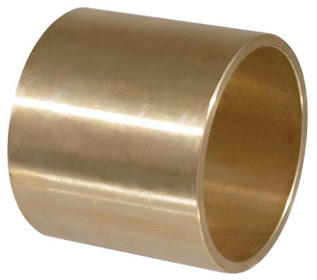 1/2 Nom. I.D., 5/8 Nom. O.D., 1/2 Lg., Bunting Bearings, SAE 841 Bronze - Oil Impregnated (1 Each)