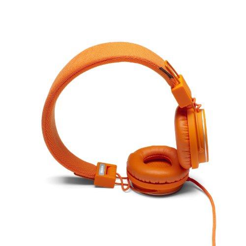 Urbanears?????????? The Plattan Headphones ?Orange?の写真03。おしゃれなヘッドホンをおすすめ-HEADMAN(ヘッドマン)-